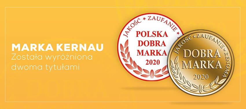 Dobra polska marka Kernau 2020